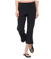 Black Diamond Southern Sun Capris Black Women's Capri
