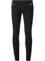 Emilio Pucci Stretch Leggings Black