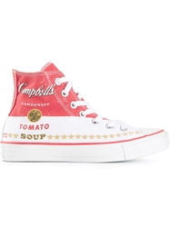Converse Converse X Andy Warhol 'Chuck Taylor All Star' Sneakers White