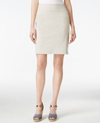 Charter Club Petite Pull On Skort Only At Macy's Sand