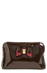 Ted Baker London Eldon Small Cosmetics Bag