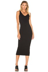 Clayton Bubble Knit Angeline Dress Black