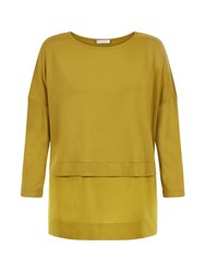 Hobbs Aneta Top Yellow