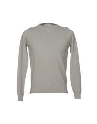 Kangra Cashmere Sweaters Light Grey