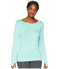 Prana Synergy Top Succulent Green Clothing