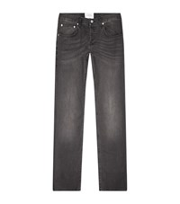 Sandro Pixies Skinny Jeans Male Grey