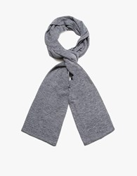 S.N.S. Herning Double Scarf Blue Brain Moire