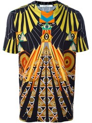 Givenchy Oversized Abstract Aztec T Shirt