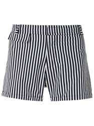 Amir Slama Striped Tactel Swim Shorts 60