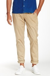 Apolis Standard Issue Civilian Chino Pant Beige