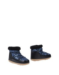 Anniel Footwear Ankle Boots Women Blue
