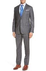 Todd Snyder Men's Trim Fit Plaid Wool Suit