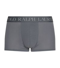 Polo Ralph Lauren Classic Pouch Trunk Male Grey