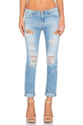 Acquaverde Boyfriend Jean Damaged