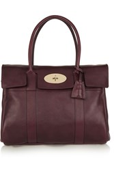 Mulberry The Bayswater Textured Leather Tote