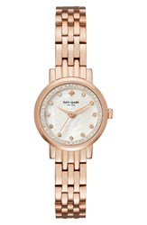 Kate Spade Women's New York Mini Monterey Glitz Bracelet Watch 24Mm
