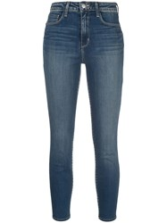 L'agence Slim Fit Jeans Blue