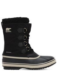 Sorel 1964 Pac Nylon Boots Black