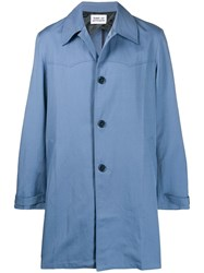 Band Of Outsiders Three Button Summer Mac Blue