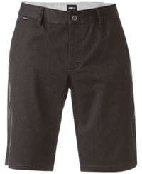Fox Men's Essex Pinstripe Shorts Charcoal