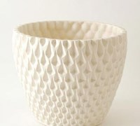 Vessel David Cressey Ap 100 Pineapple Planter
