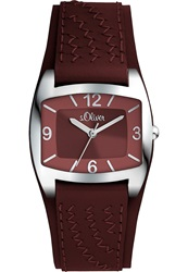 S.Oliver Watch Beere Purple