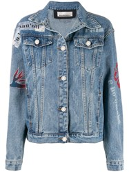 Night Market Aloha Denim Jacket 60