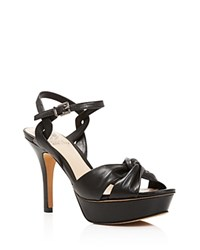 Vince Camuto Philicia Open Toe Platform Pumps