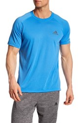 Adidas Ultimate Climalite Training Tee Blue