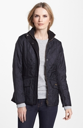 Barbour 'Cavalry' Quilted Jacket Black