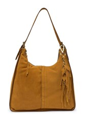 Hobo Marley Suede Shoulder Bag Harvest