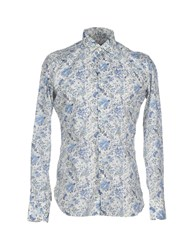 Liberty London Liberty London Shirts Shirts Men Ivory