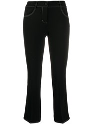 Alberto Biani Cropped Slim Fit Trousers 60