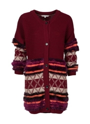 Printed Cardigan Clothing