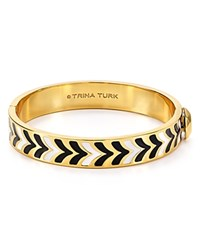 Trina Turk 20Th Anniversary Bangle Gold