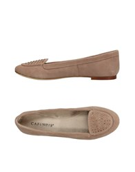 Cafe'noir Cafenoir Loafers Camel