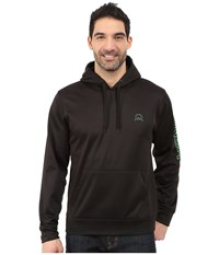 Cinch Tech Pullover Hoodie Black Men's Sweatshirt