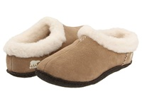 Sorel Nakiska British Tan Women's Slippers