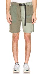 Publish Art Shorts In Army. Olive