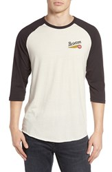 Brixton Men's Maverick Baseball T Shirt