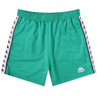 Kappa Authentic Cole Short Green