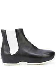 Rosetta Getty Zip Up Clog Style Boots 60