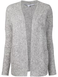 Just Female 'Glow' Cardigan Grey