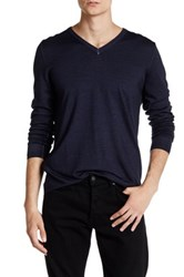 Zadig And Voltaire Ginger Merino Wool Pullover Blue