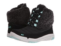 Ryka Addison Black Yucca Mint Vapor Grey Women's Shoes