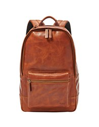 Fossil Estate Backpack Cognac