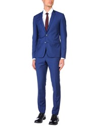 Tombolini Suits And Jackets Suits Blue