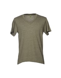 Alternative Earth T Shirts Military Green