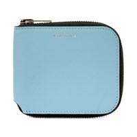 Acne Studios Kei S Wallet Blue