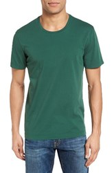 Velvet By Graham And Spencer Men's 'Howard' Crewneck T Shirt Chervil